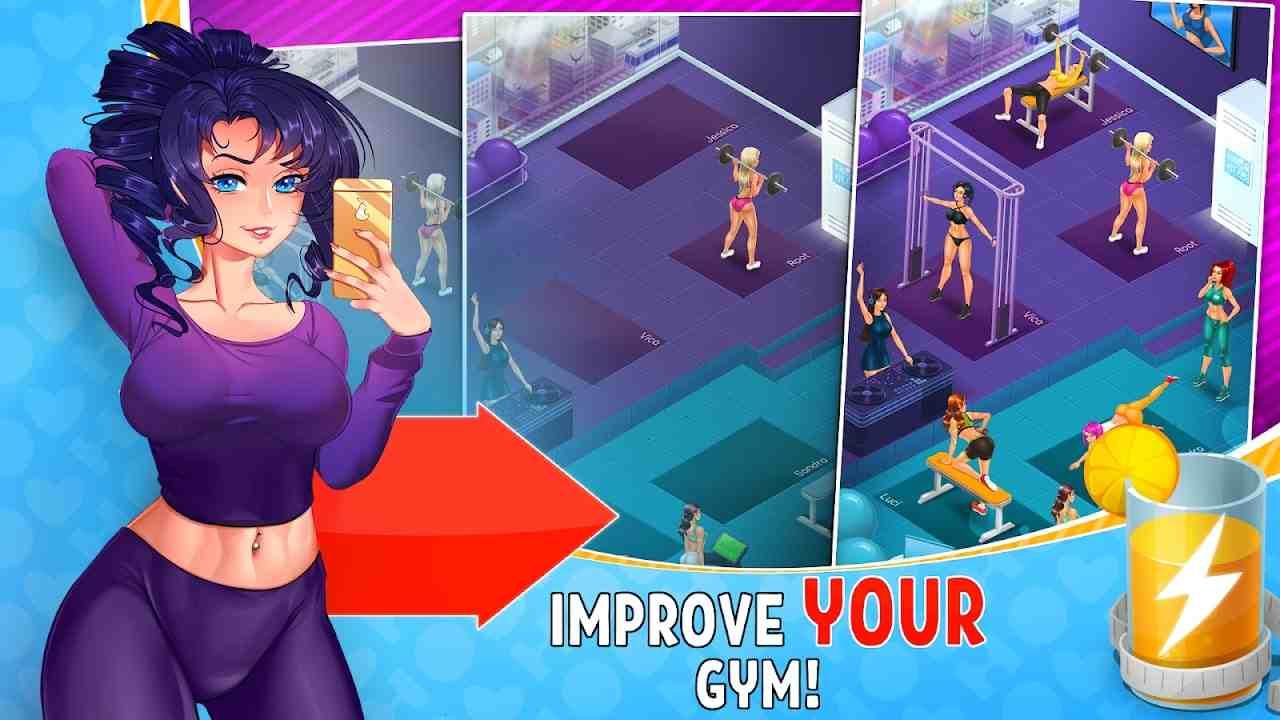 Game Hot Gym Mod