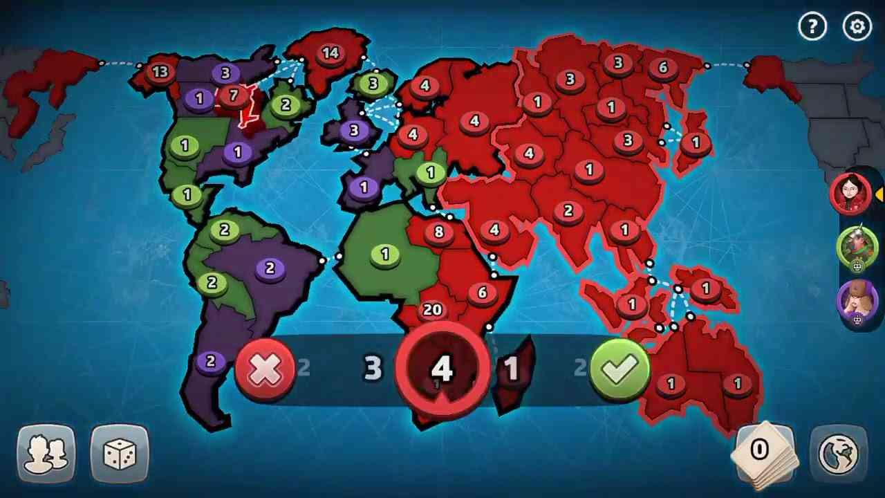 Game RISK Global Domination Mod