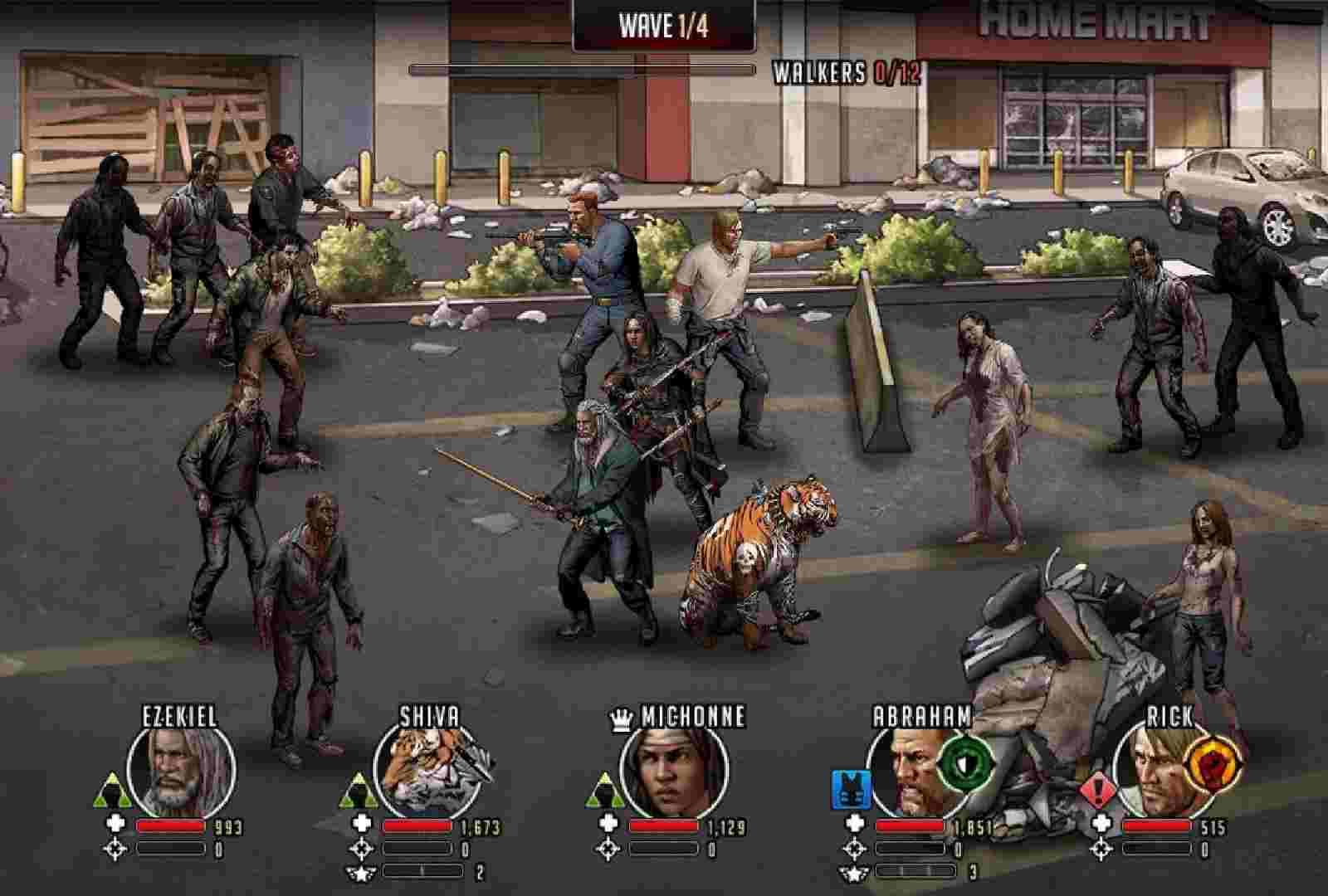 The Walking Dead Mod Hack
