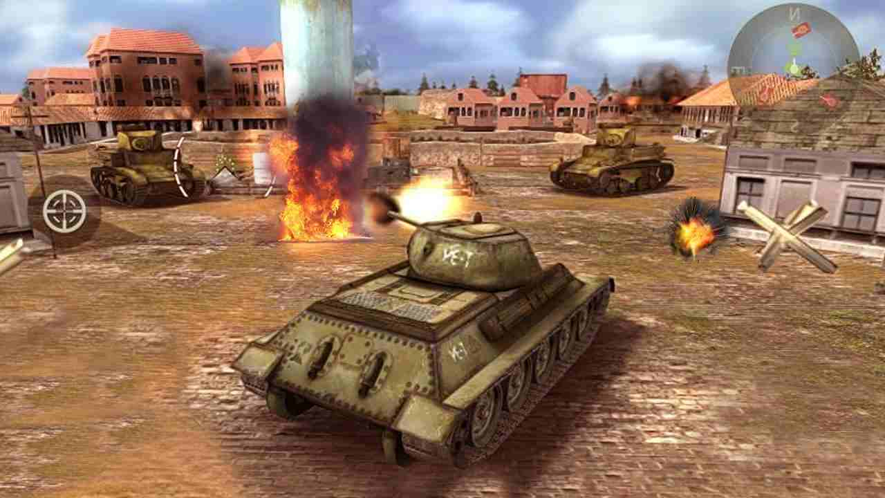 Game War Machines Mod