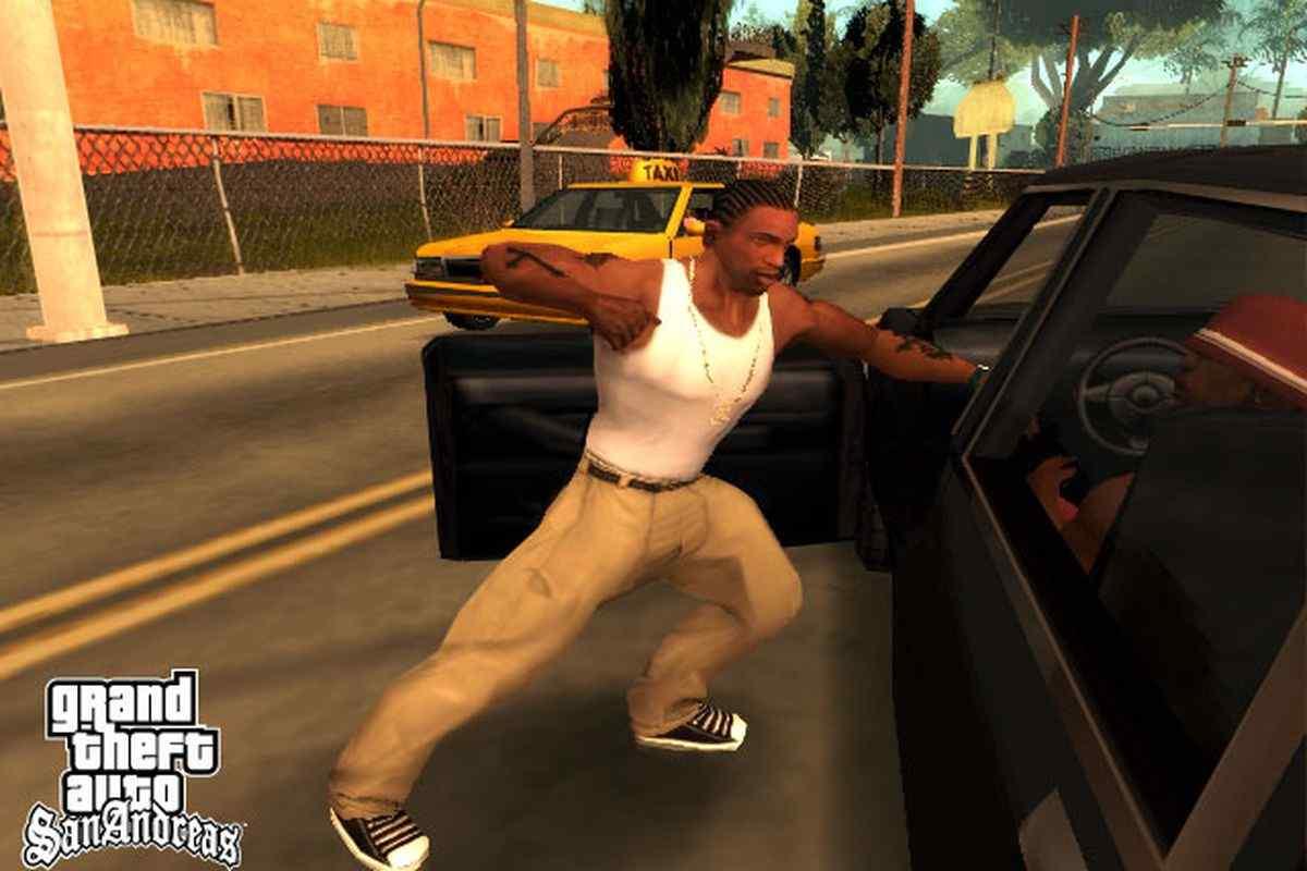 Grand Theft Auto San Andreas Mod