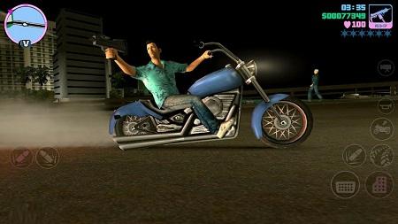 game Grand Theft Auto: Vice City Mod