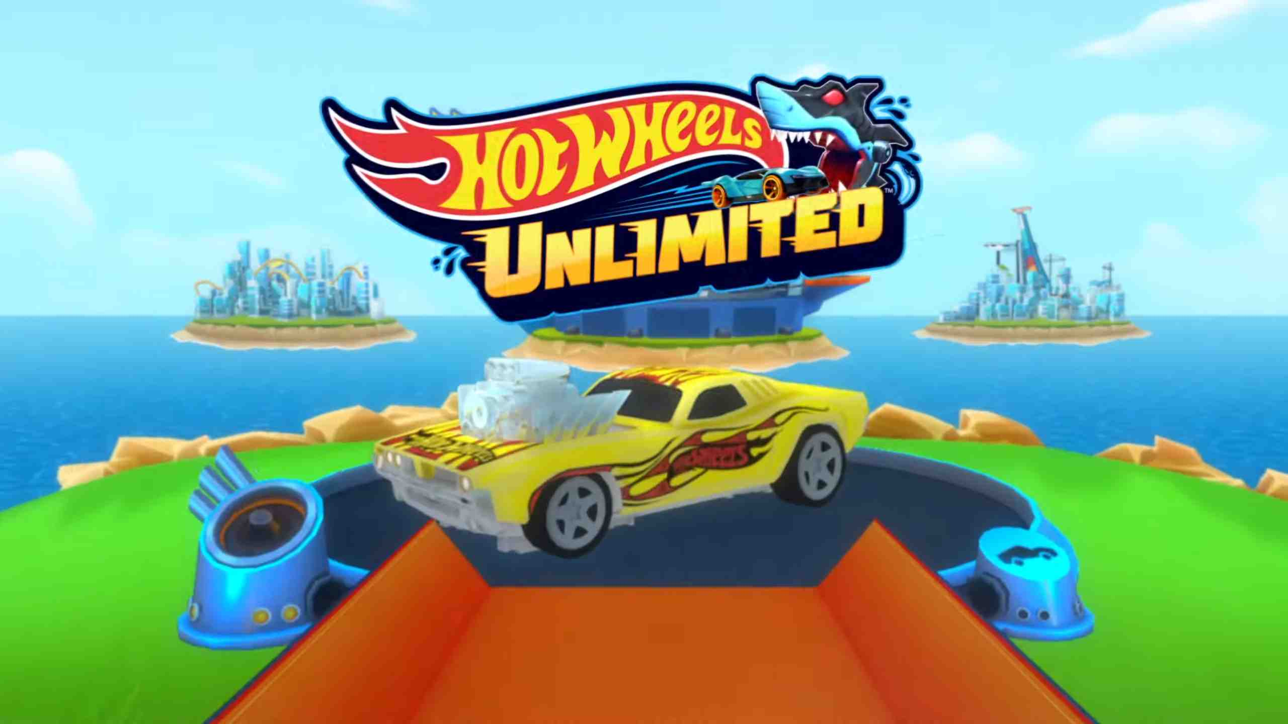 Hot Wheels Unlimited Mod icon