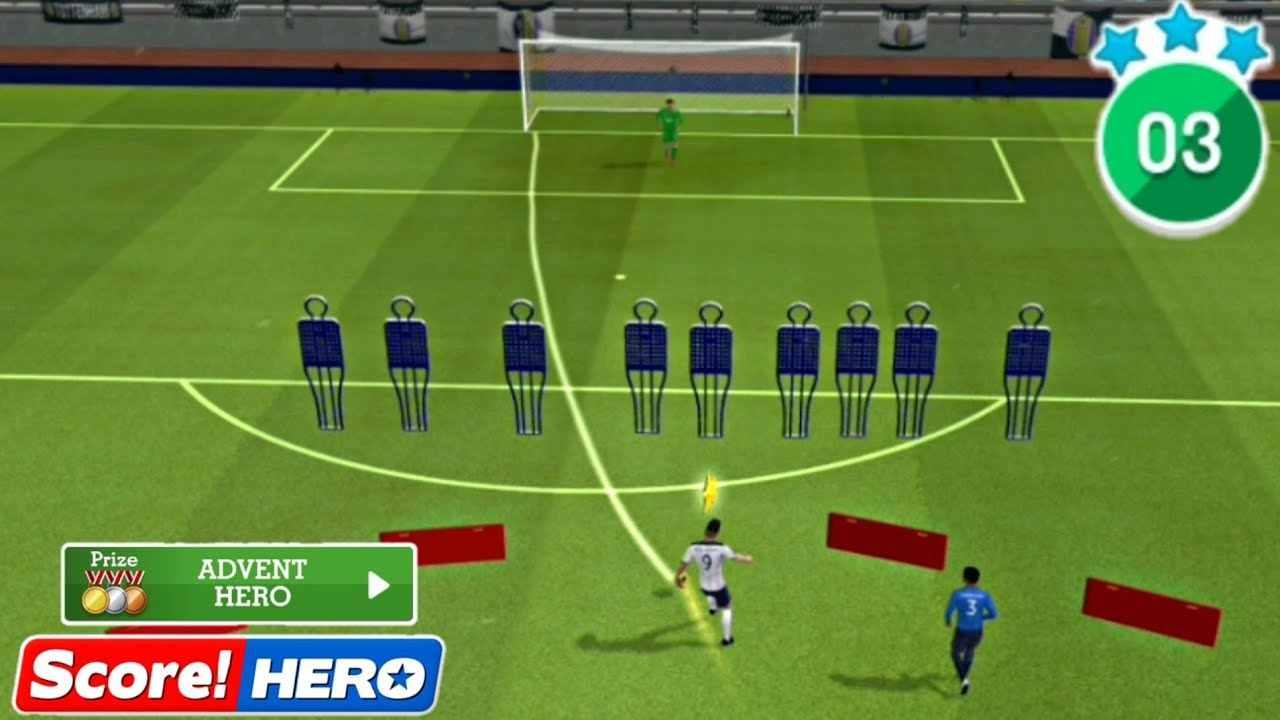 Score Hero Mod