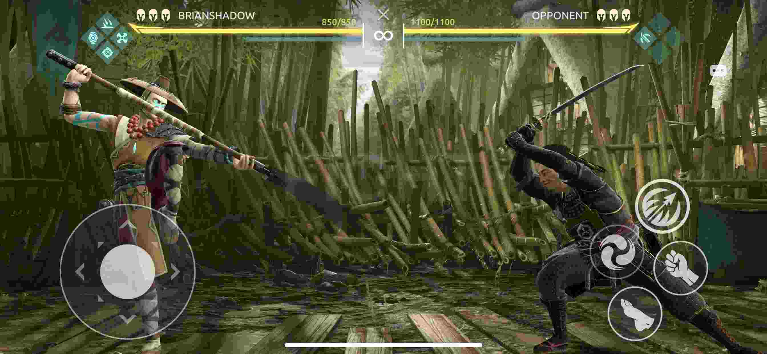 Shadow Fight Arena Game Mod