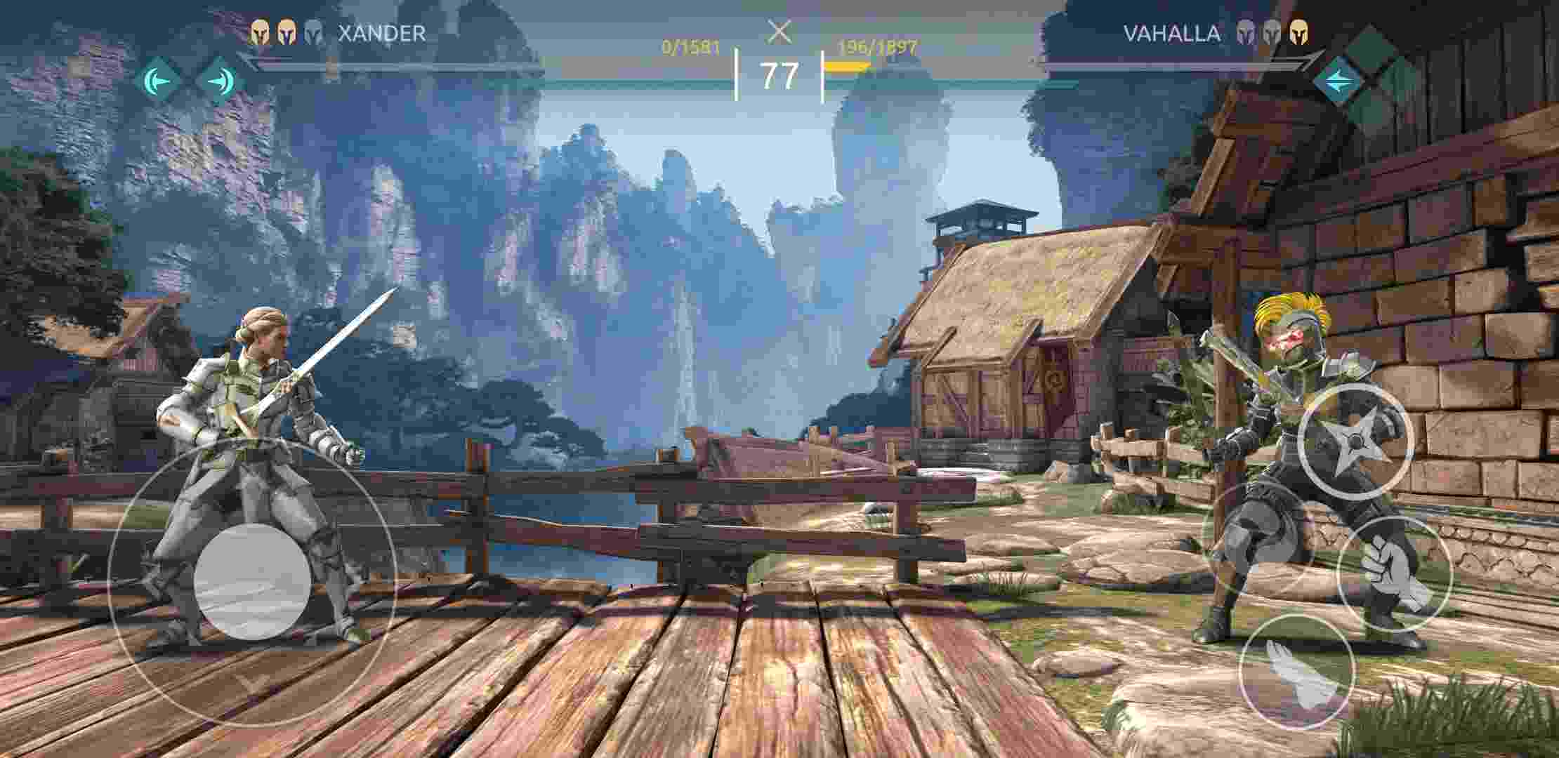 Shadow Fight Arena Mod