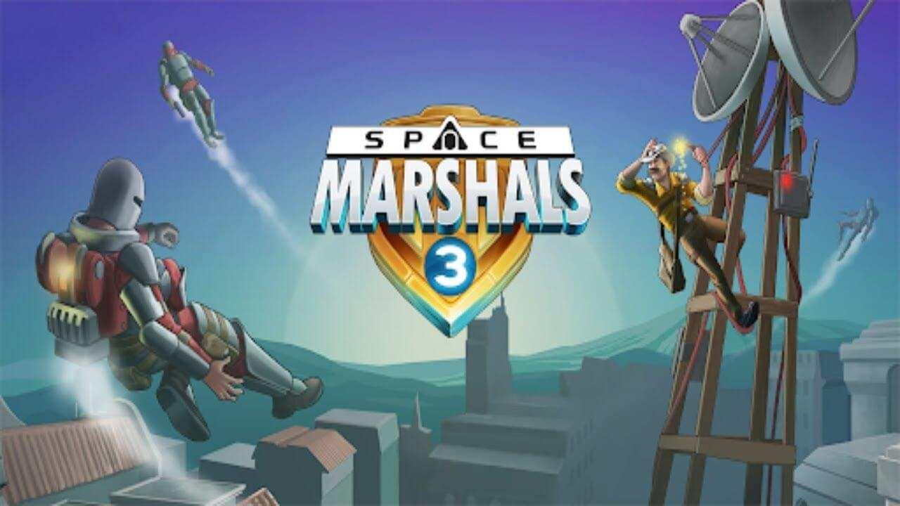 Space Marshals 3 Mod Icon