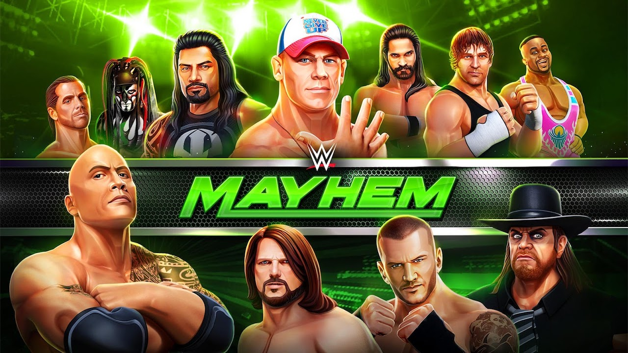 WWE Mayhem Mod icon
