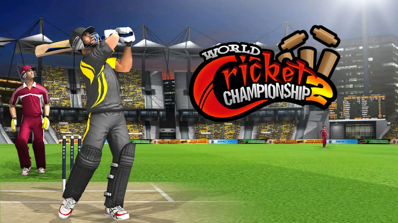 game World Cricket Championship 2 Mod icon