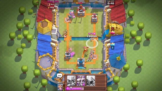 game Clash Royale Mod