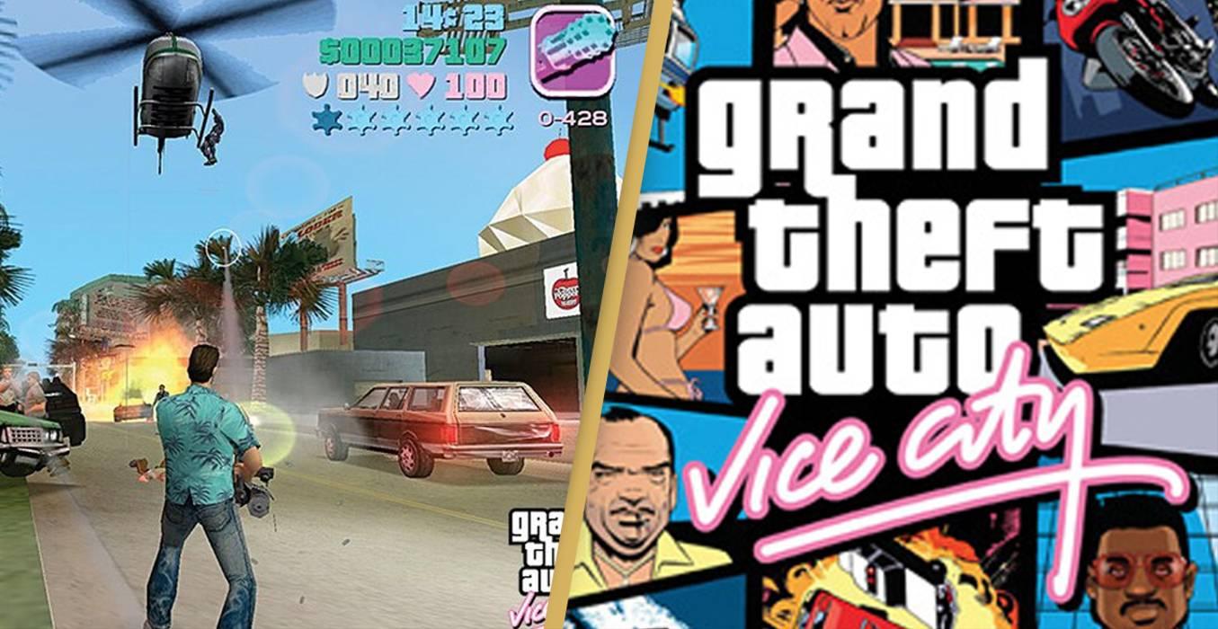 Grand Theft Auto: Vice City Mod icon