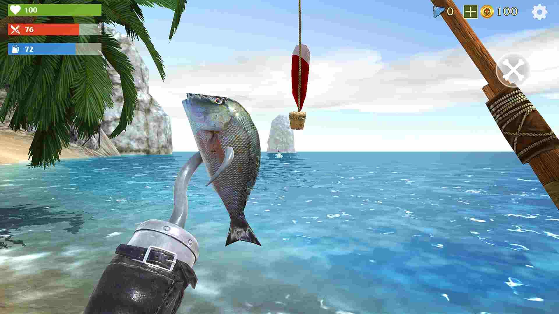 Game Last Pirate Survival Island Adventure Mod