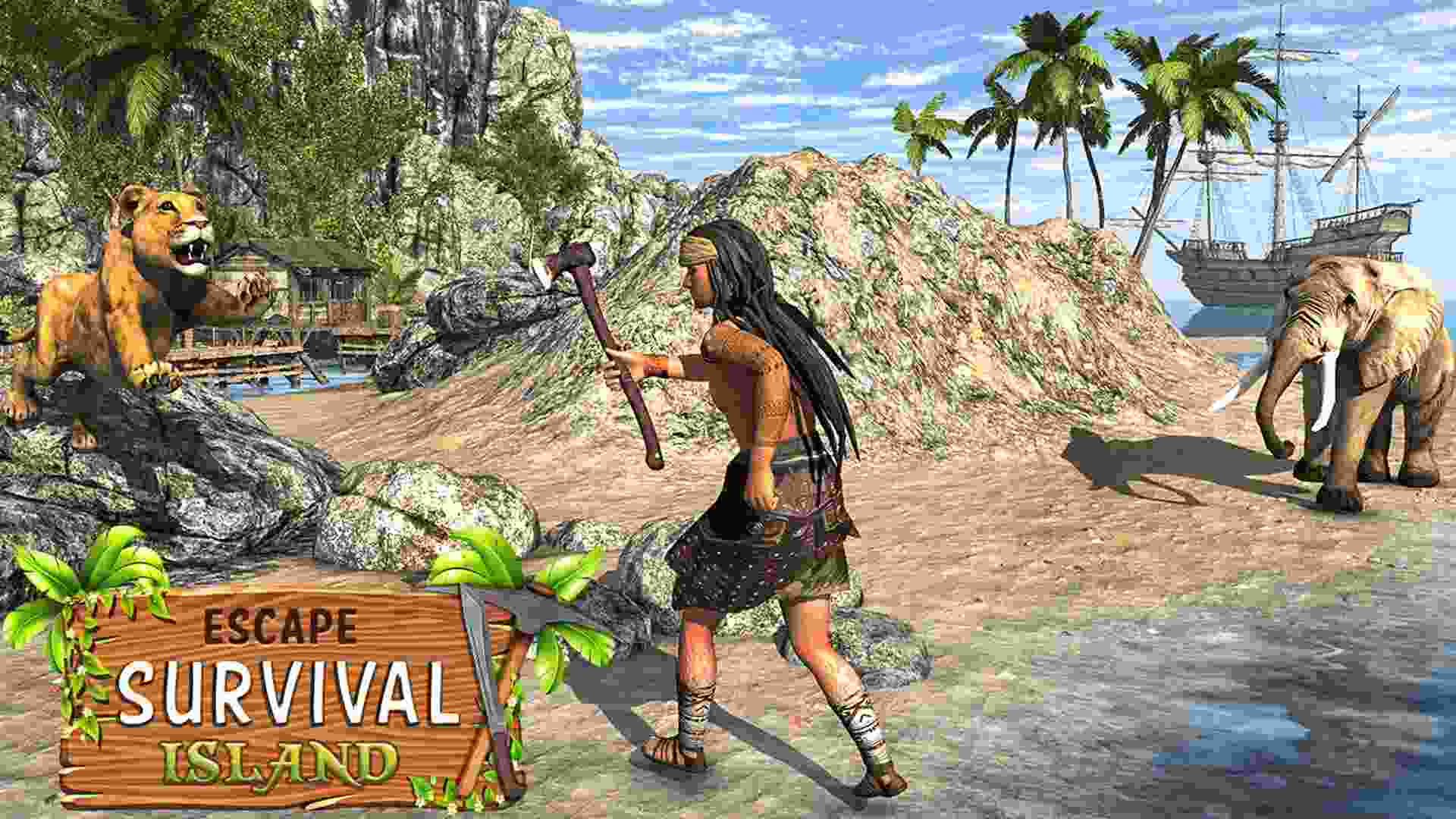 Last Pirate Survival Island Adventure Mod Icon
