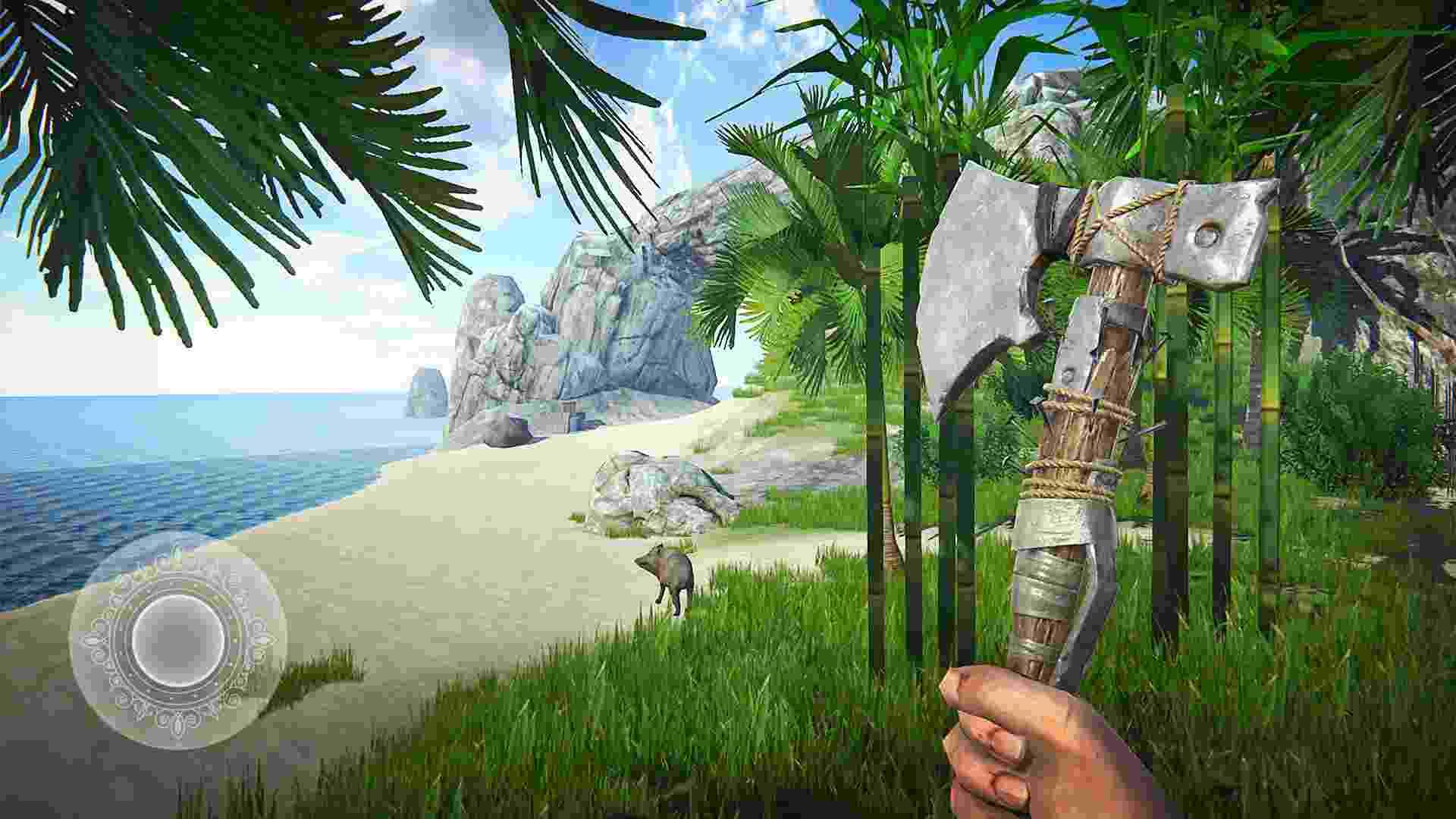 Last Pirate Survival Island Adventure Mod