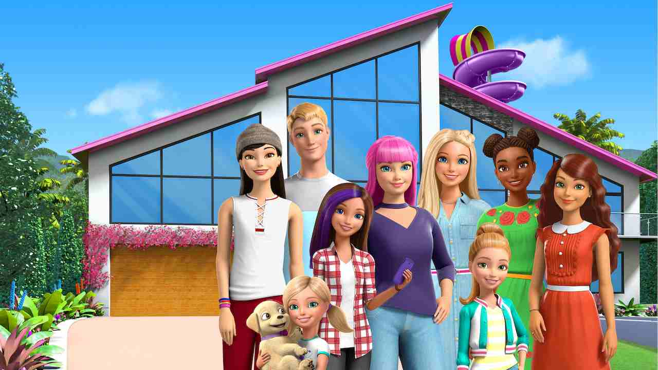 barbie dreamhouse adventures mod