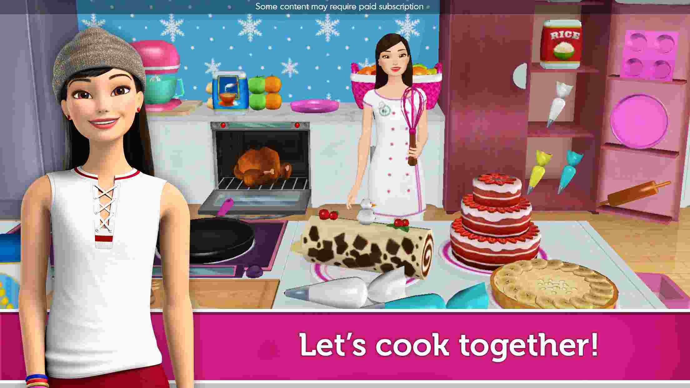game barbie dreamhouse adventures mod hack