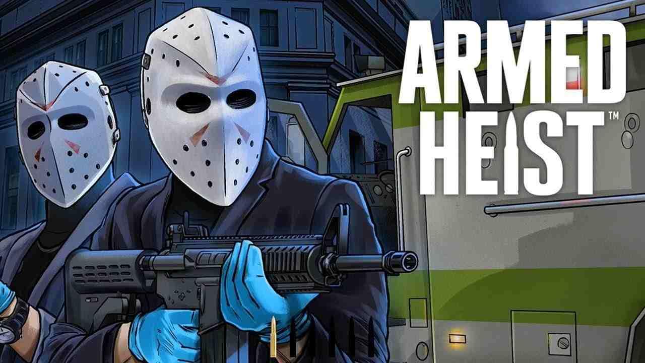 Armed Heist Mod icon