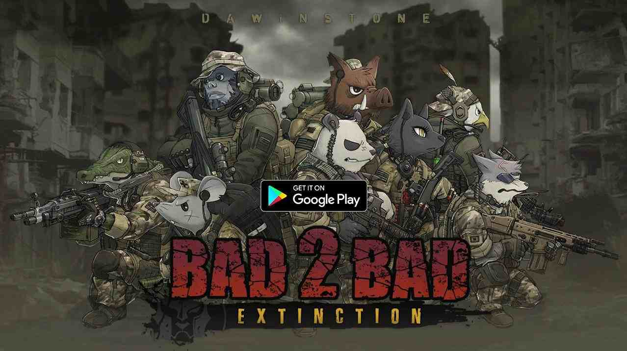 BAD 2 BAD mod icon