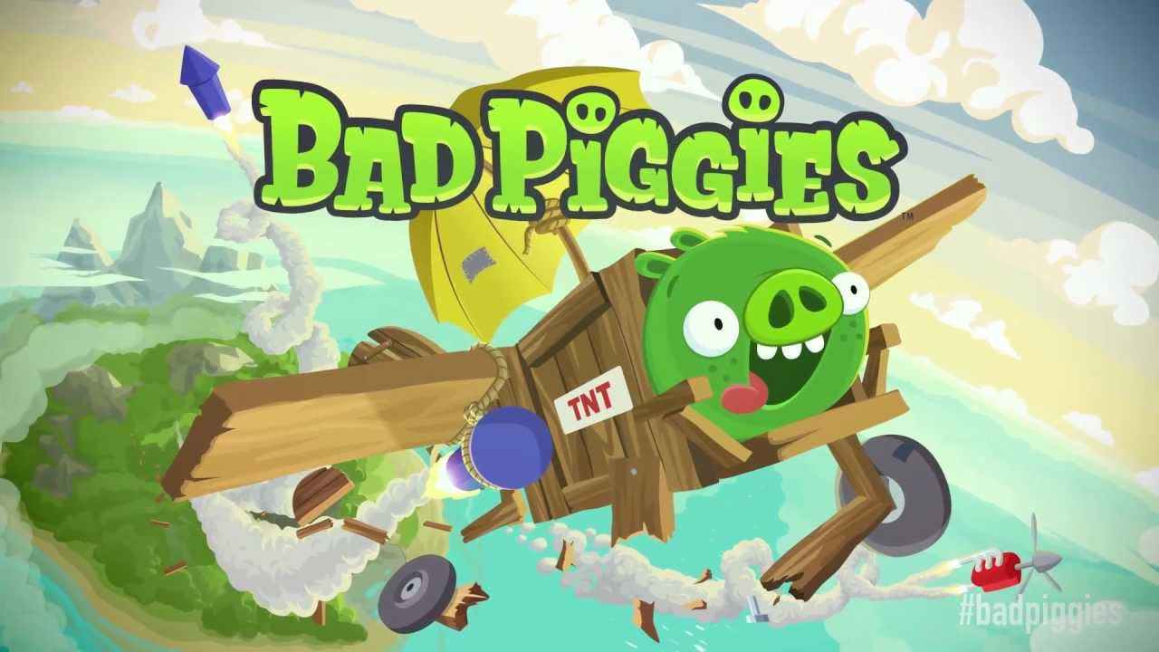 Bad Piggies mod icon