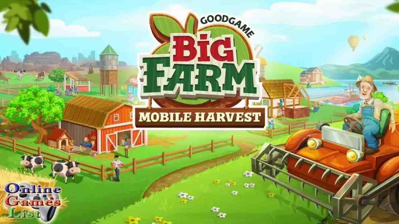 Big Farm mod icon
