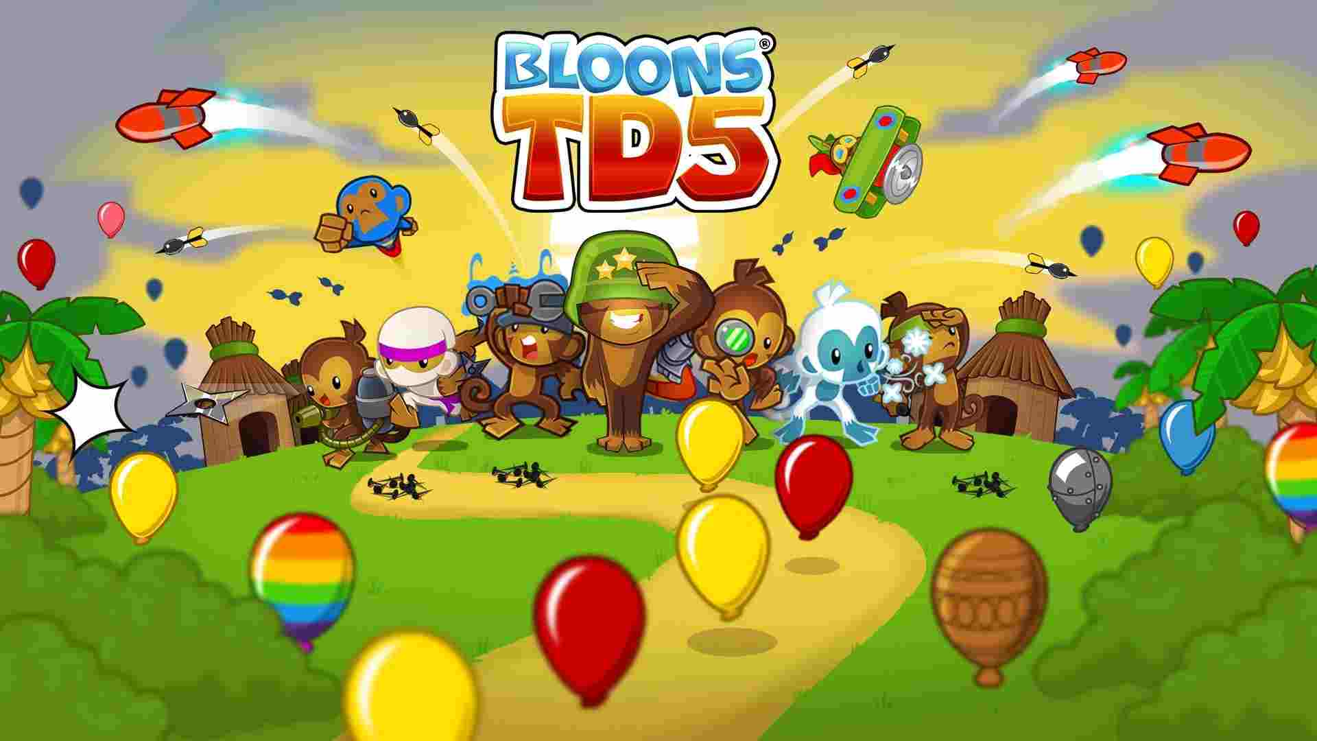 Bloons TD 5 Mod icon