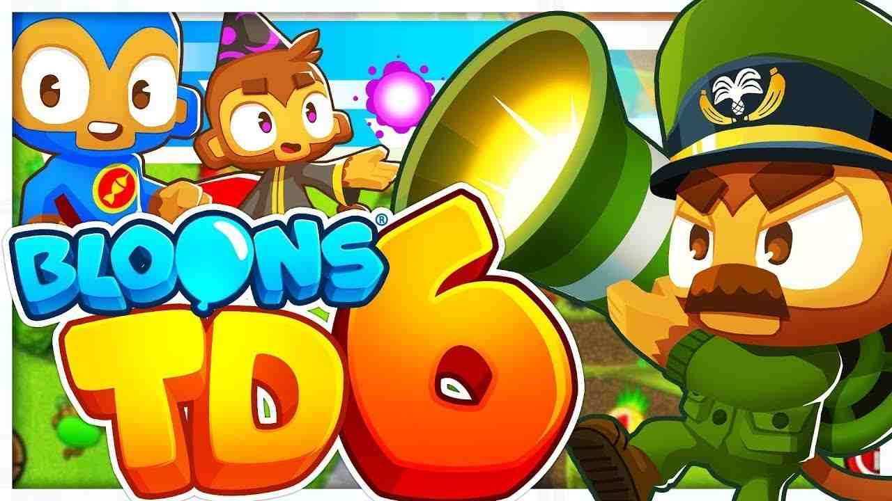 Bloons TD 6 mod icon