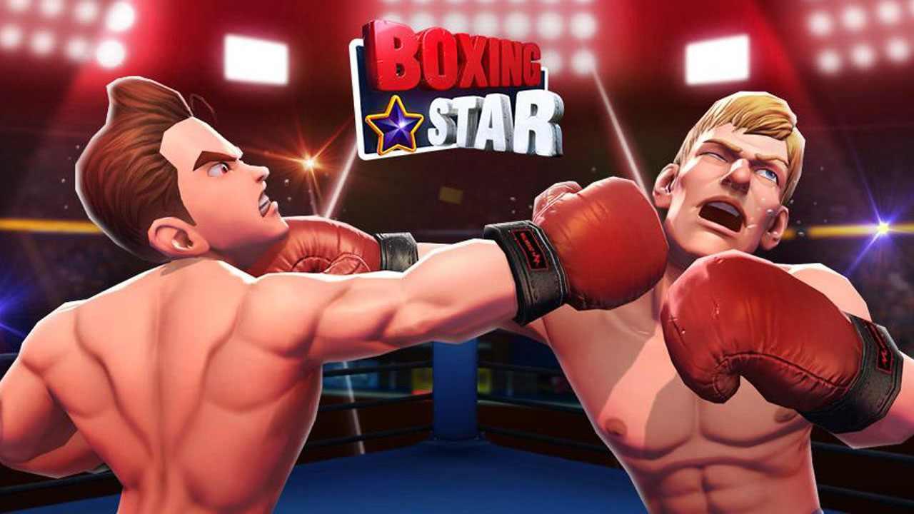 Boxing Star mod icon
