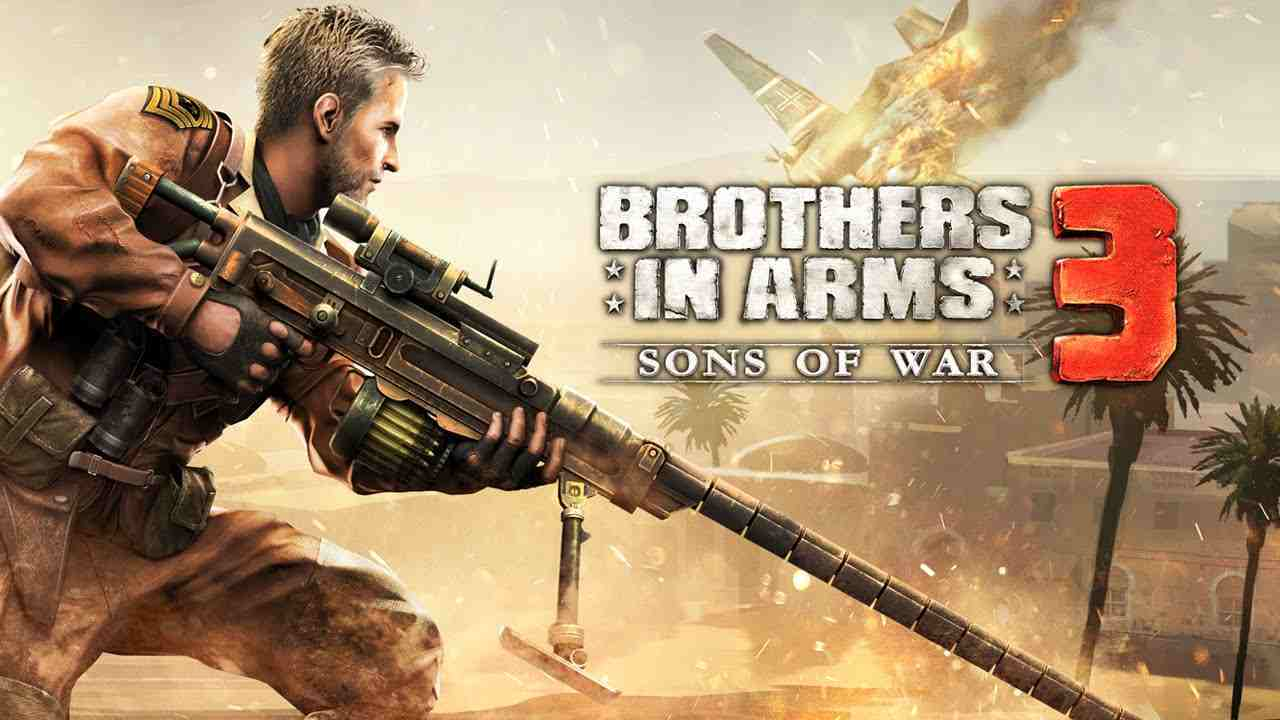 Brothers in Arms 3 mod icon