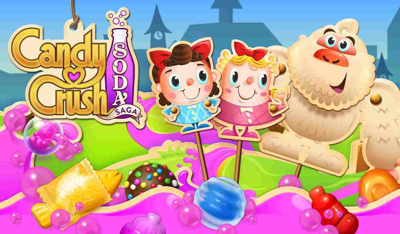 Candy Crush Soda Saga mod icon