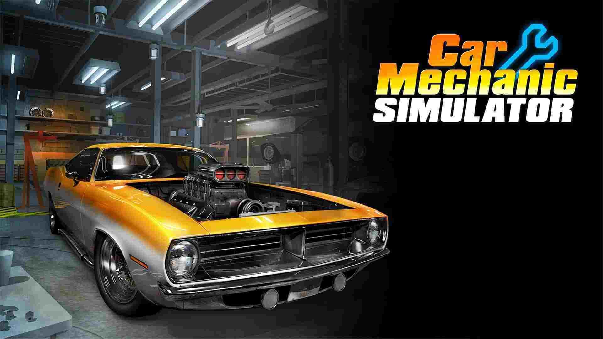 Car Mechanic Simulator 18 mod icon