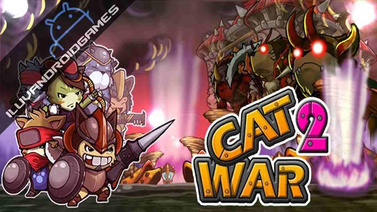 Cat War2 mod icon