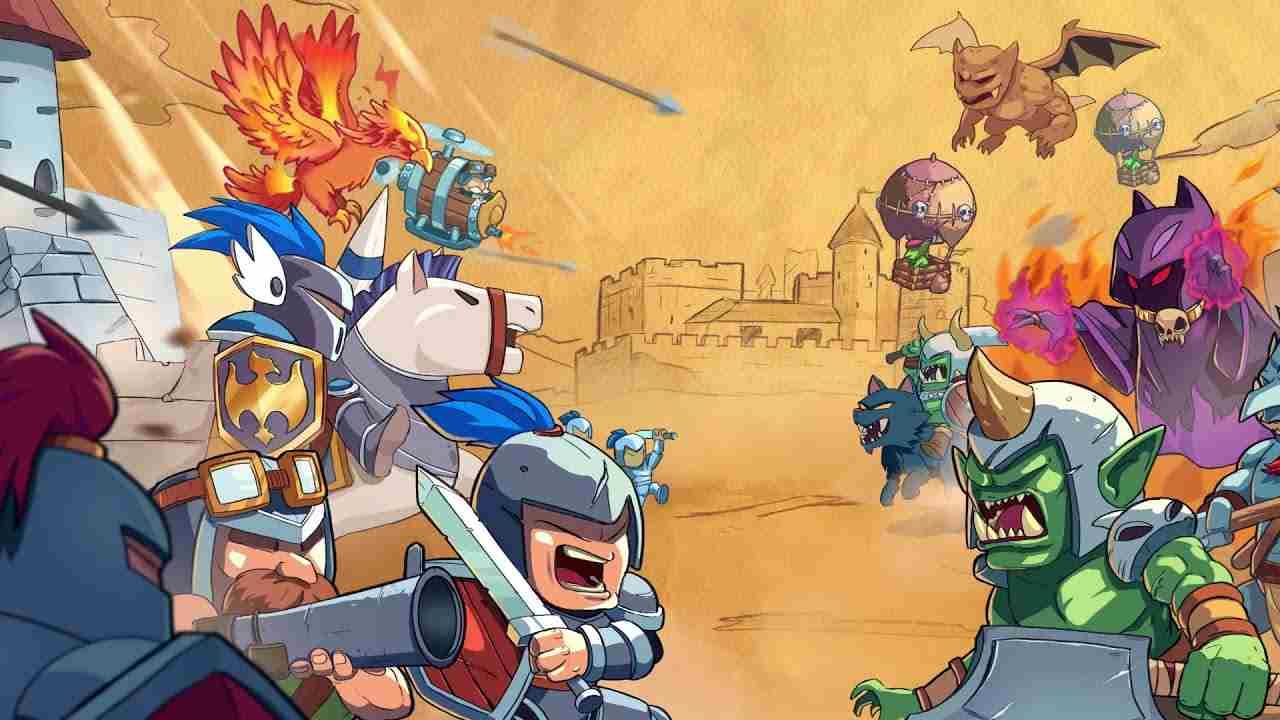 Clash of Legions mod