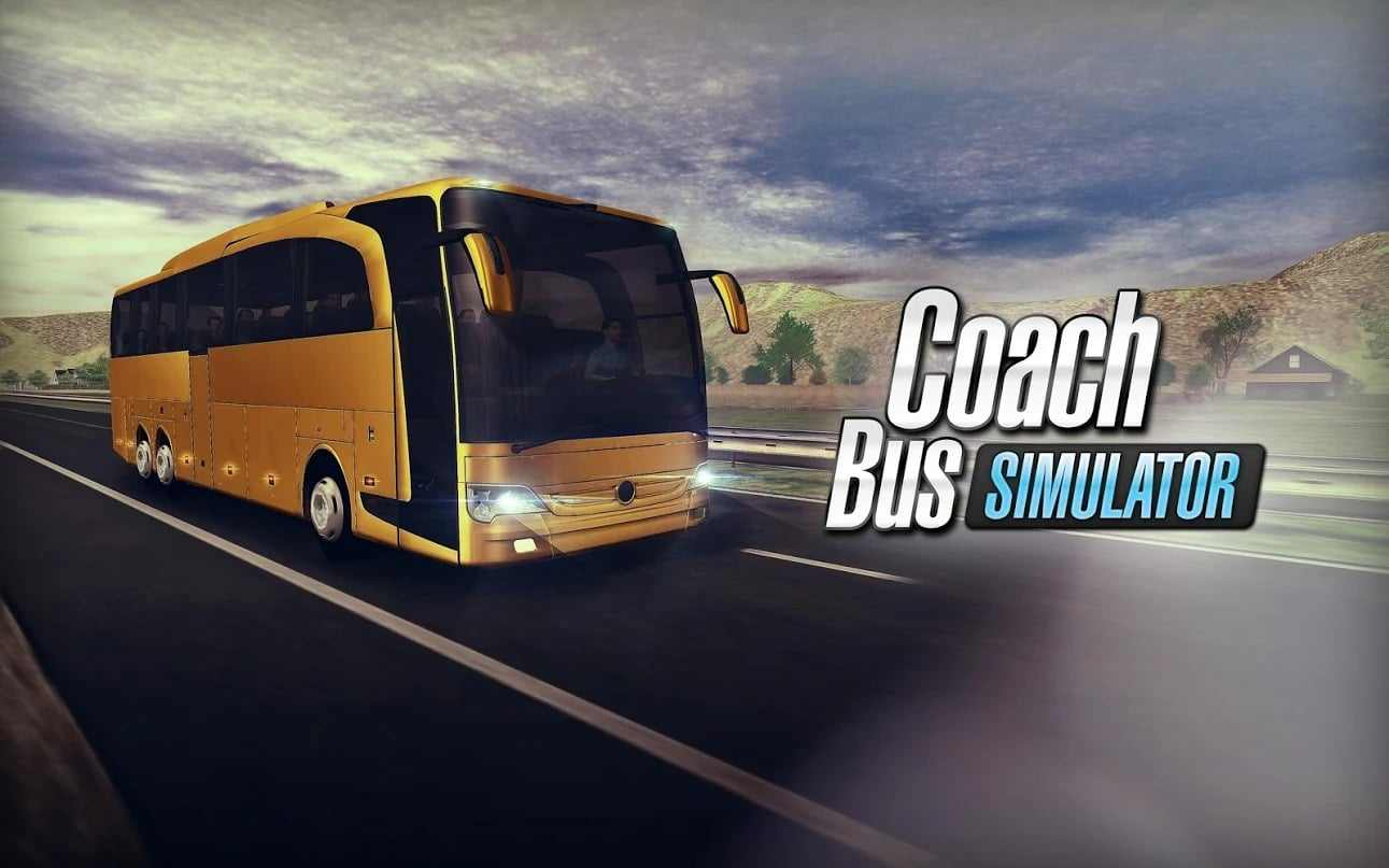 Coach Bus Simulator mod icon