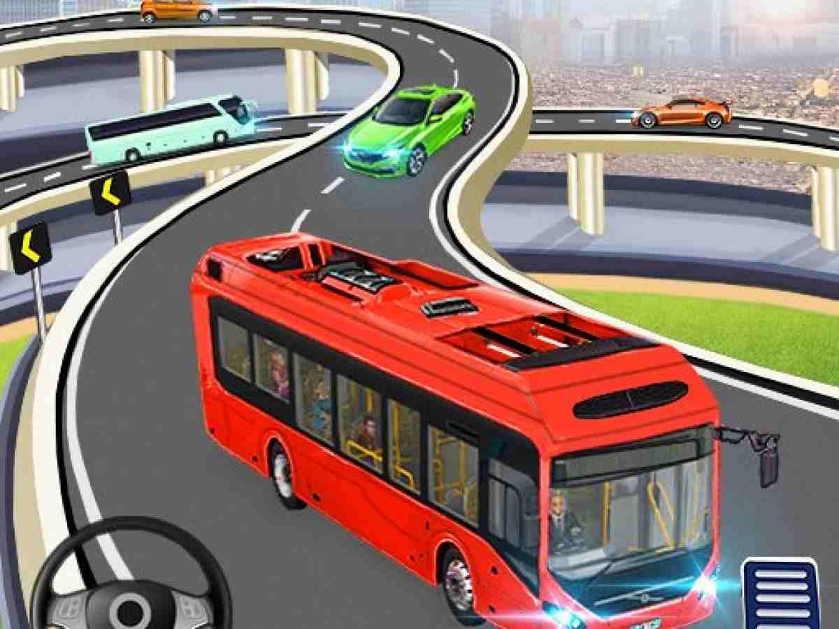 Coach Bus Simulator mod