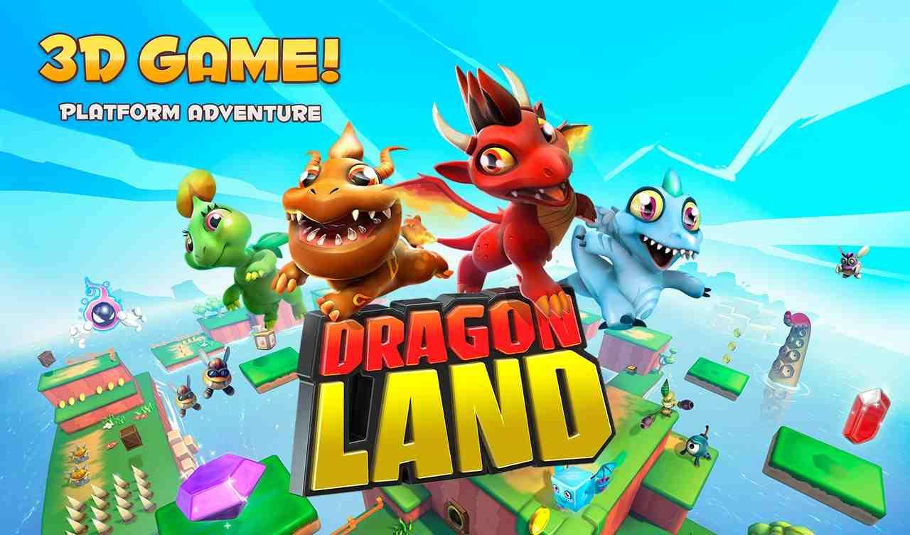 Dragon Land mod icon