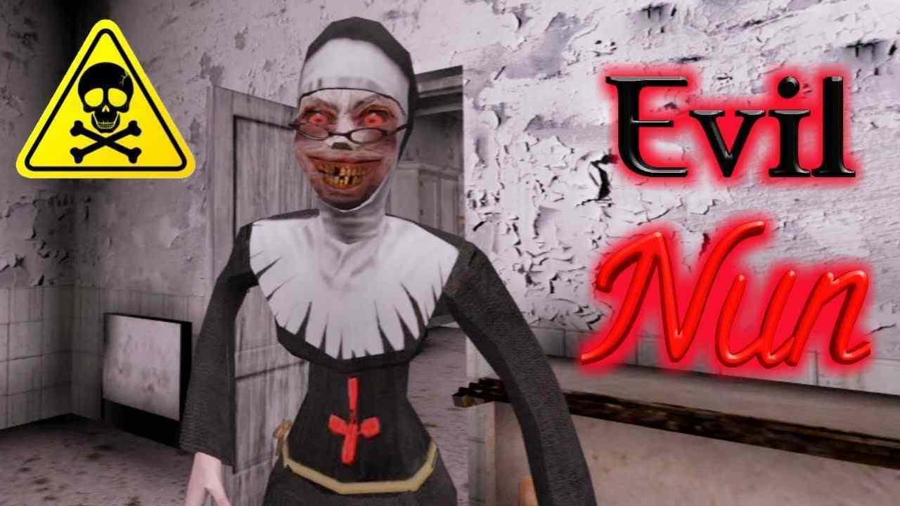 Evil Nun mod icon