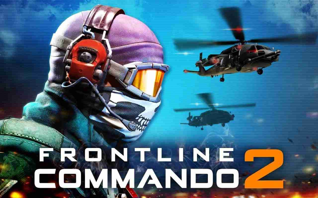 FRONTLINE COMMANDO 2 mod icon