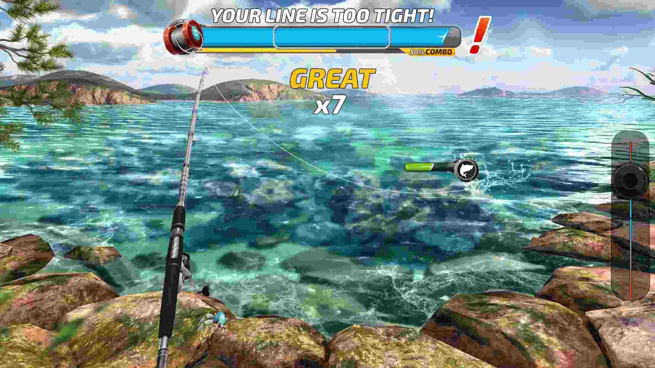 Fishing Clash mod