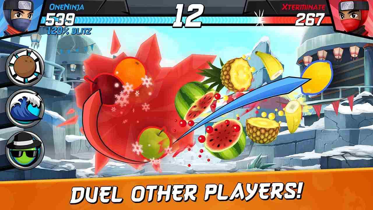 Fruit Ninja 2 mod