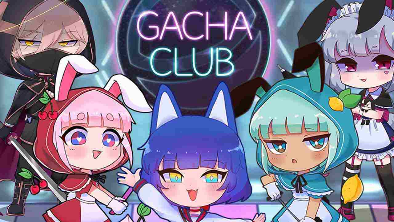 Gacha Club mod icon
