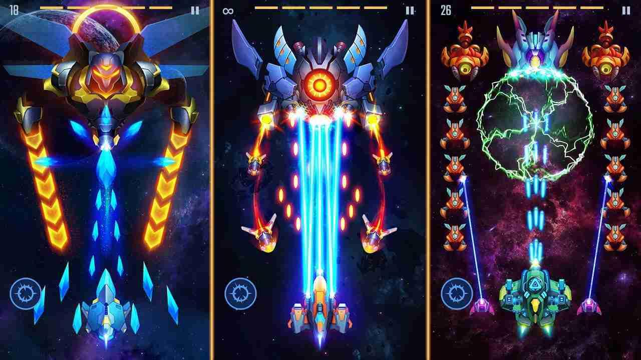 Galaxy Invaders mod