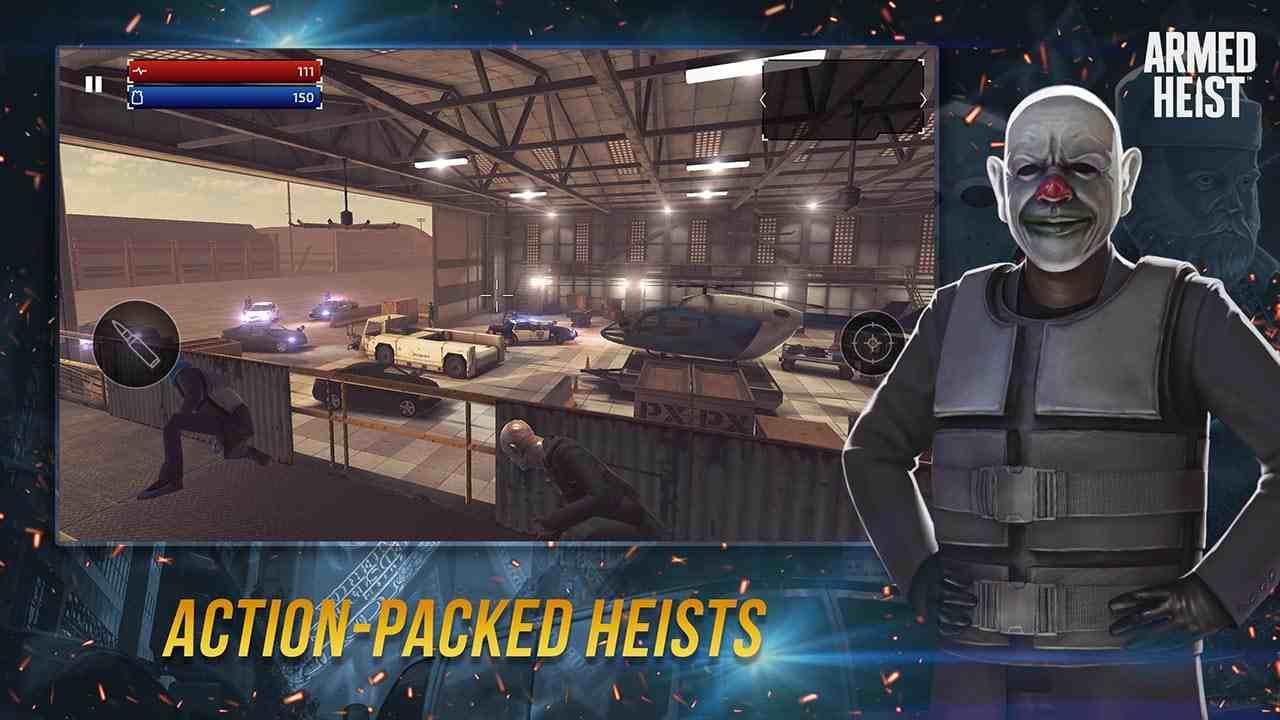Game Armed Heist Mod hack