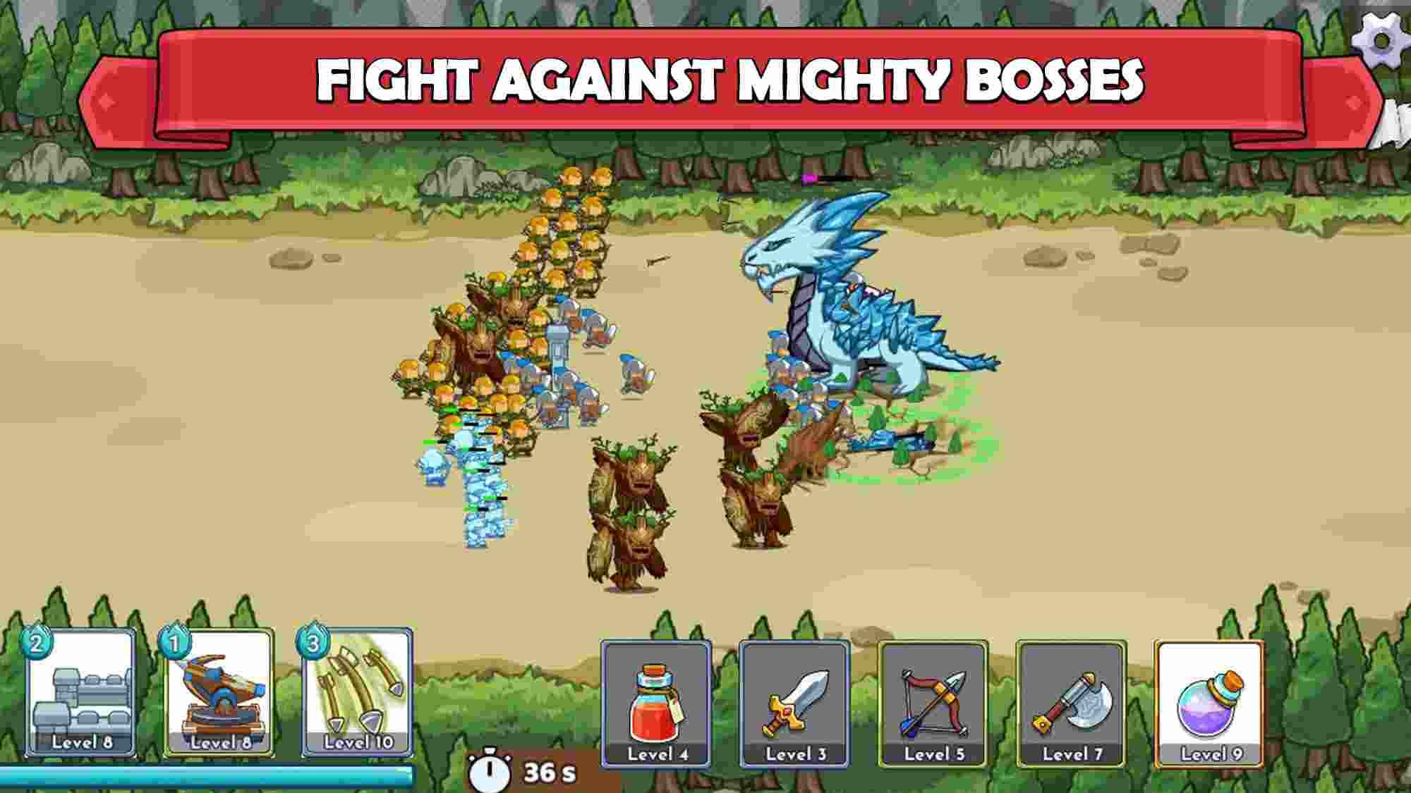 Game Clash of Legions mod