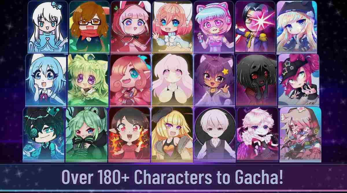 Game Gacha Club mod
