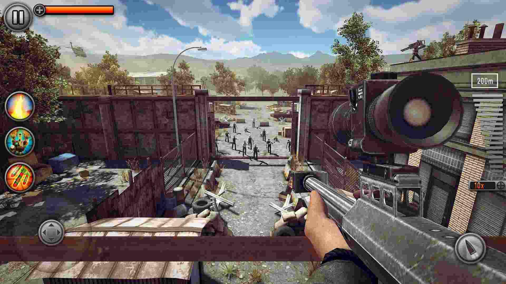 Game Last Hope Sniper mod hack