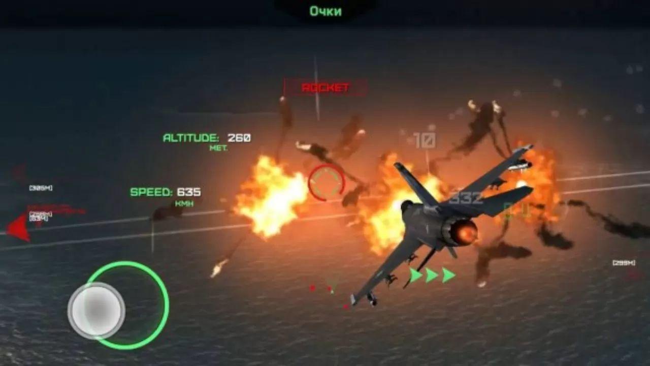 Game Modern Warplanes Mod hack