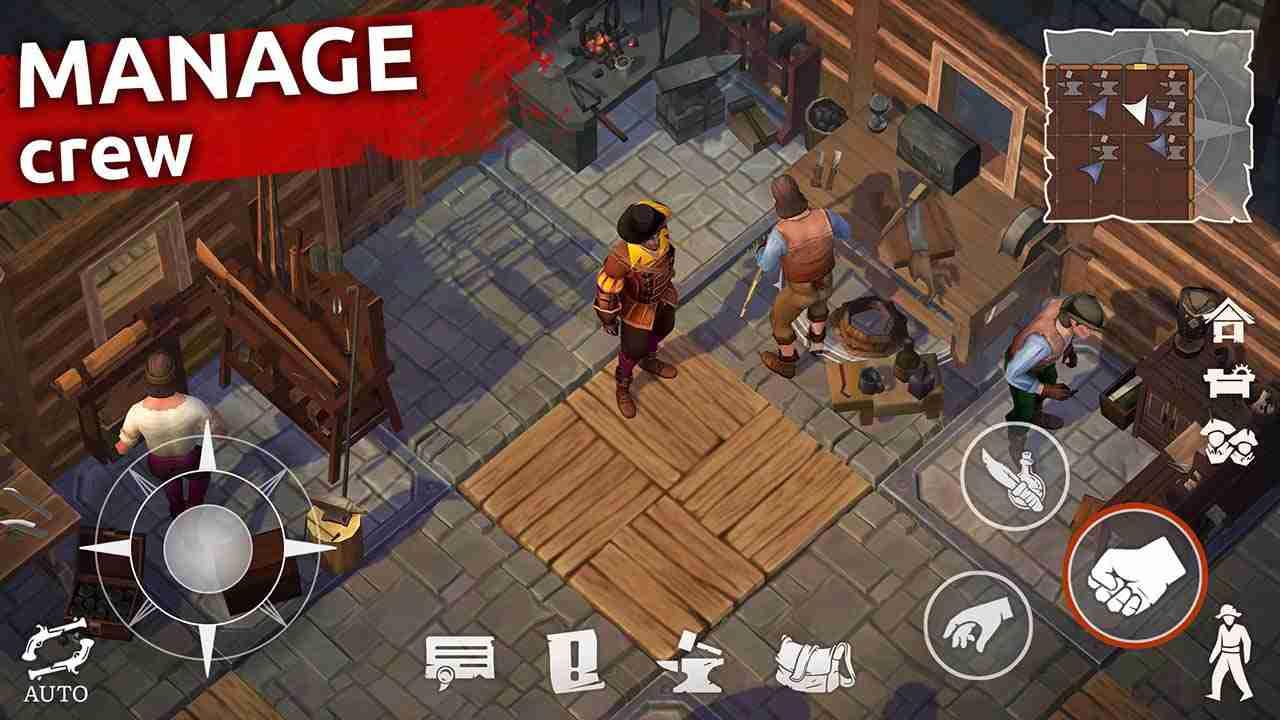 Game Mutiny Mod hack