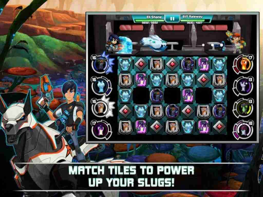 Game Slugterra Slug it Out 2 mod