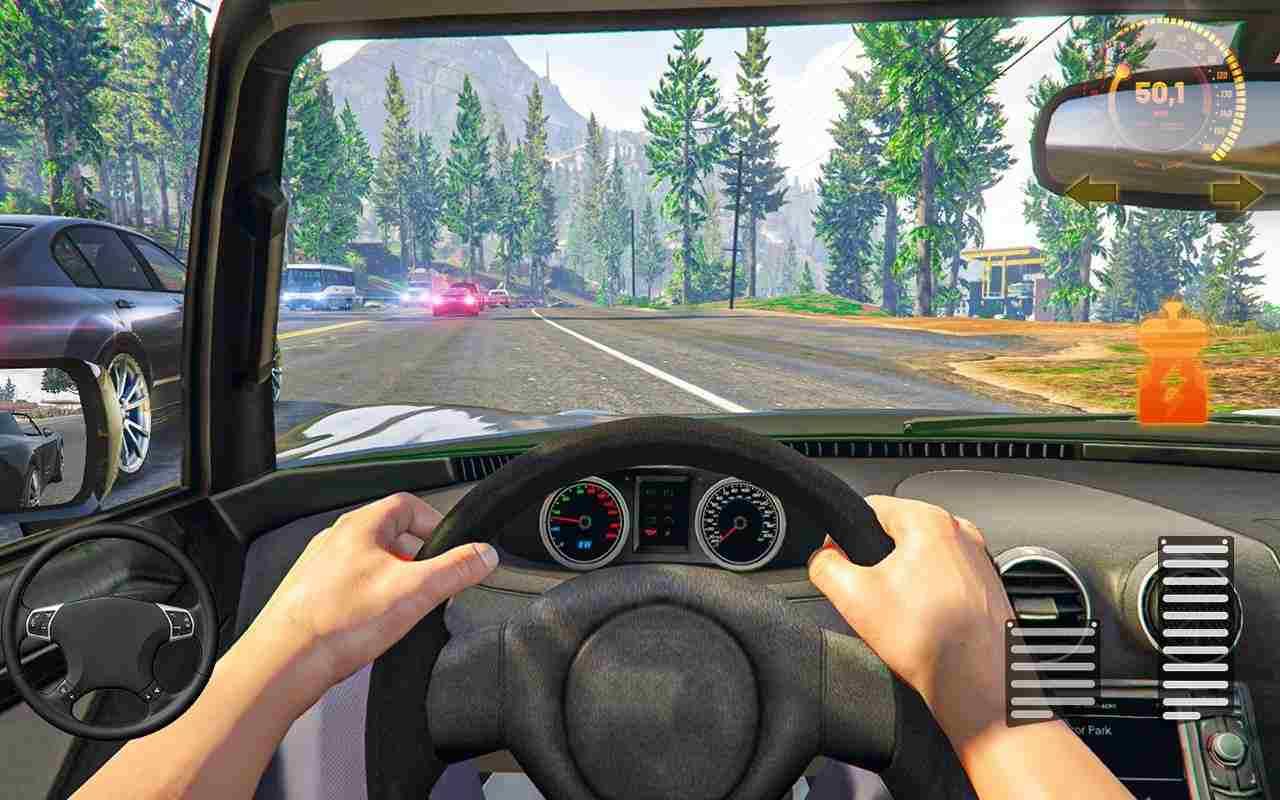 Game Super Car Simulator Mod