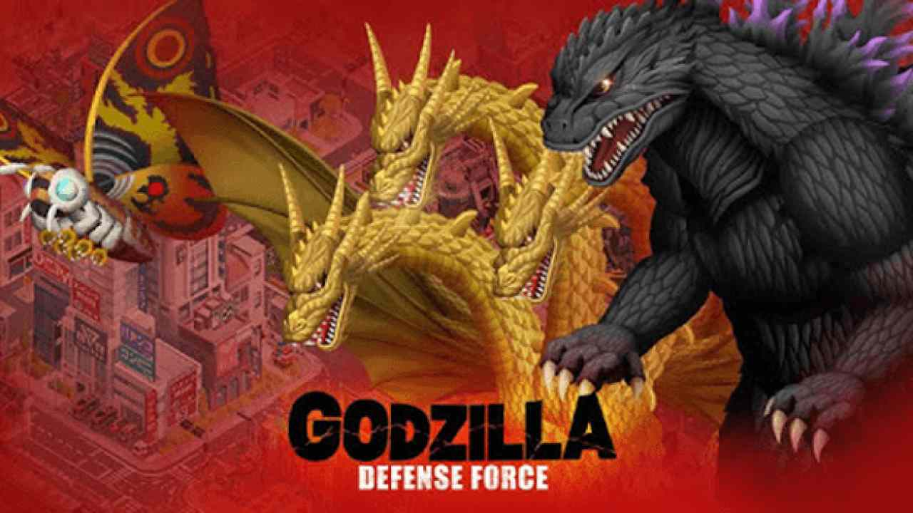 Godzilla Defense Force Mod icon